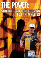 Cover: the power: strength and conditioning for triathletes