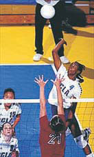 Cover: complete on-court volleyball conditioning kit
