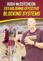 Cover: hugh mccutcheon: establishing effective blocking systems
