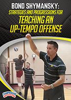 Cover: strategies and progressions for teaching an up-tempo offense