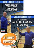 Cover: mike lingenfelter's volleyball series