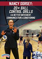 Cover: 20+ ball control drills for better movement, communication & conditioning