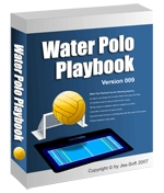 Cover: water polo playbook 010