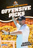 Cover: teaching and executing offensive picks