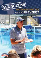 Cover: all access water polo practice with kirk everist