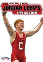 Cover: championship signature move series: jordan leen's safe leg series