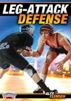 Cover: leg attack defense
