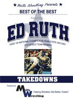 Cover: ed ruth - takedowns