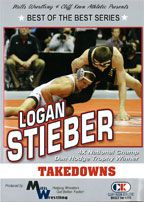 Cover: logan stieber - takedowns