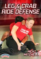 Cover: leg and crab ride defense
