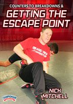 Cover: counters to breakdowns and getting the escape point