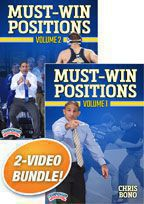 Cover: chris bono's must win positions 2-pack