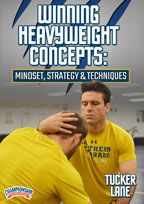 Cover: winning heavyweight concepts: mindset, strategy & techniques