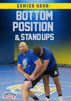 Cover: damion hahn: bottom position & stand-ups