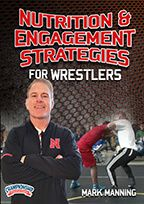 Cover: nutrition and engagement strategies for wrestlers