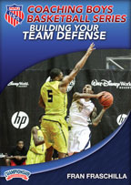 Cover: aau coaching boys basketball series: building your team defense