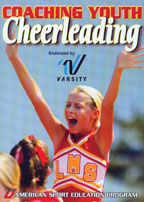 Cover: coaching youth cheerleading