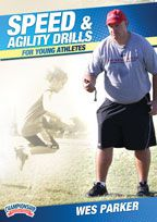 Cover: speed and agility drills for young athletes