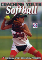 Cover: coaching youth softball - 4th edition