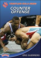 Cover: aau wrestling skills series: counter offense
