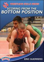 Cover: aau wrestling skills series: scoring from the bottom position